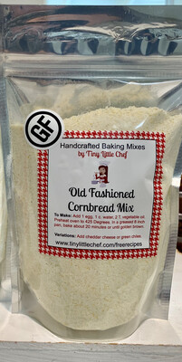 Gluten-Free - Old Fashioned Cornbread Mix -