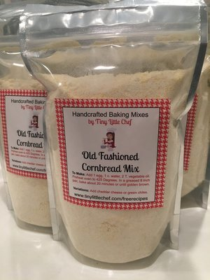 Old Fashioned Cornbread Mix - Regular