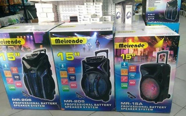Bluetooth Speaker 15