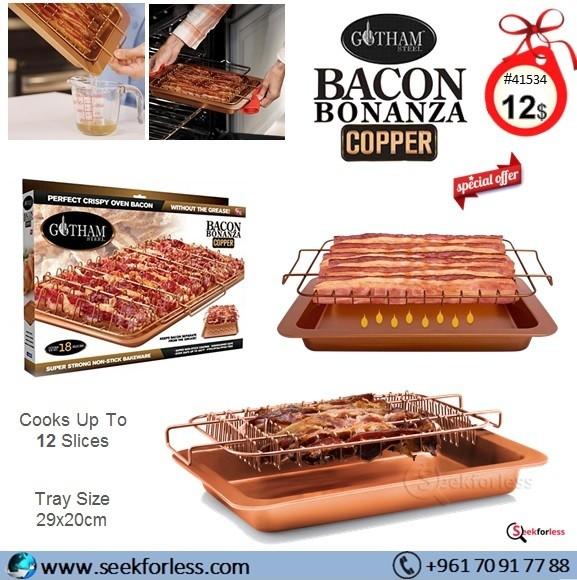 Image result for Bacon Bonanza Copper