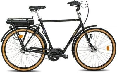 d12e29d96ff Helkama e-Oiva - elektriline jalgratas, must, 58 cm