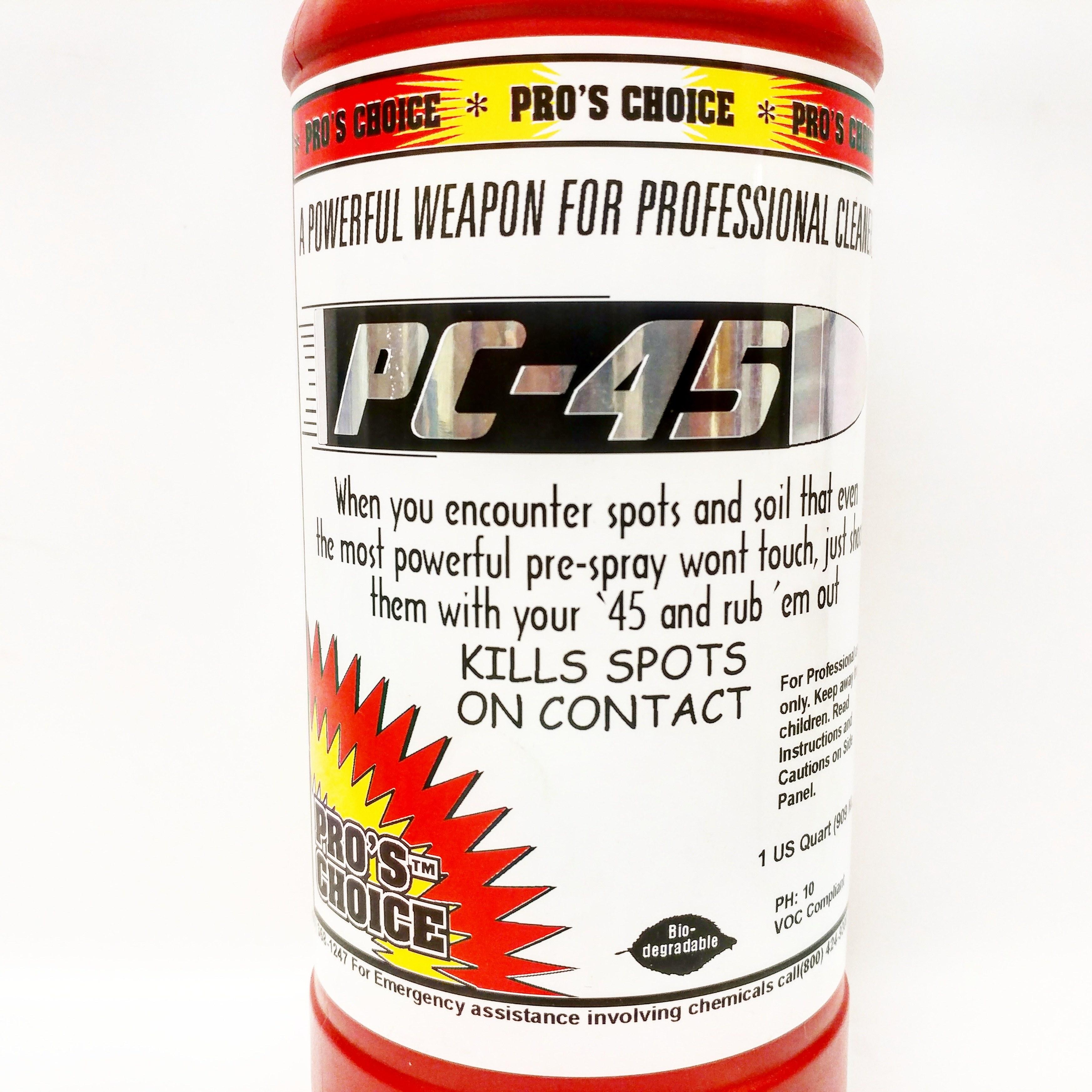 PC-45, Qt