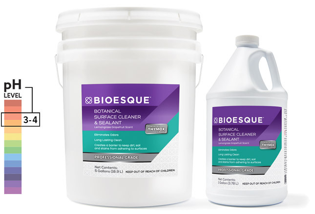 BIOESQUE BOTANICAL SURFACE CLEANER & SEALANT 1 GALLON