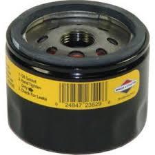 Oil Filter, Briggs Long 491056