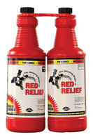 Red Relief, 2 Quart Set (ON SALE) 1071C