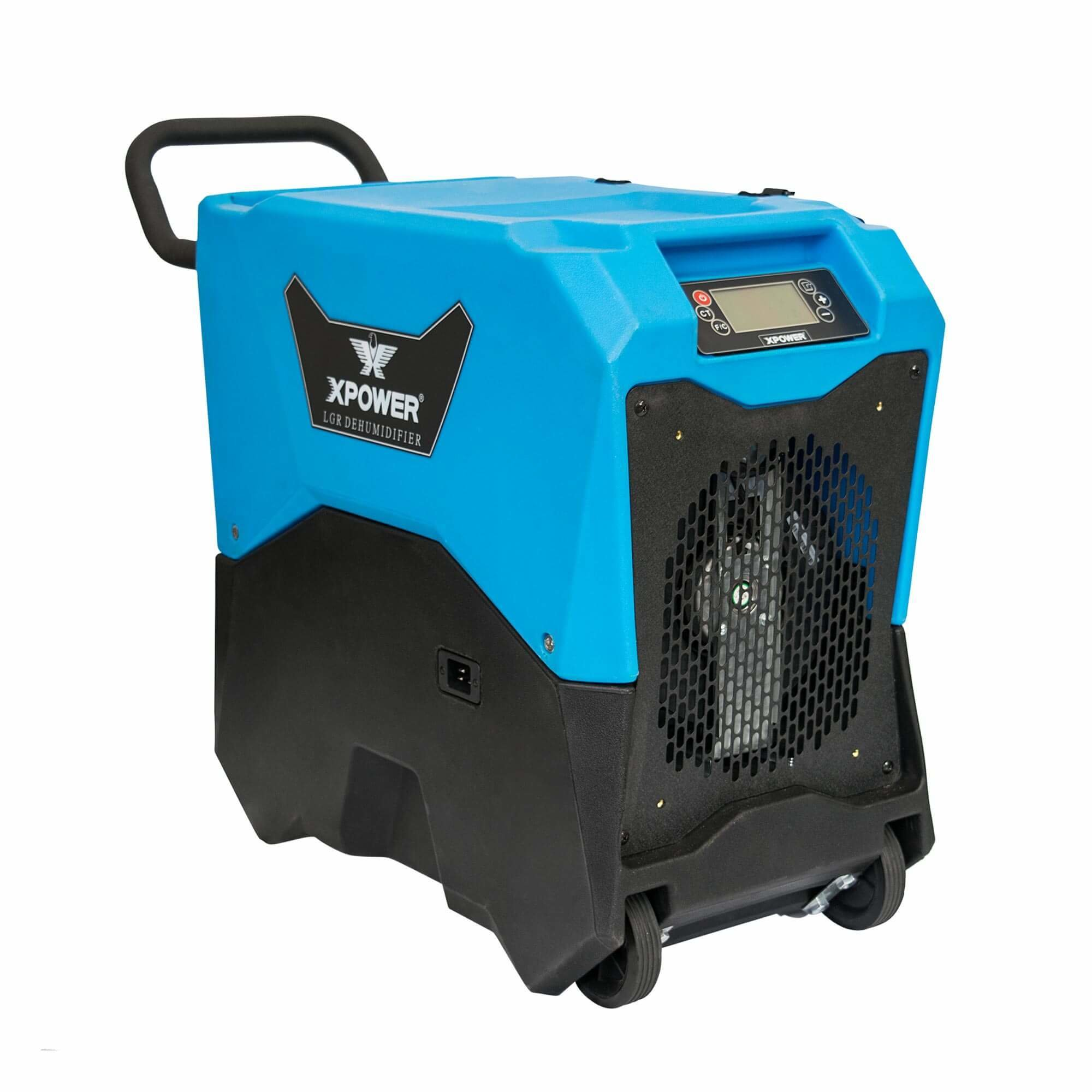 XPOWER XD-85LH Commercial LGR Dehumidifier w/ Handle & Wheels XD-85LH