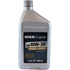 Kohler 10W30 oil