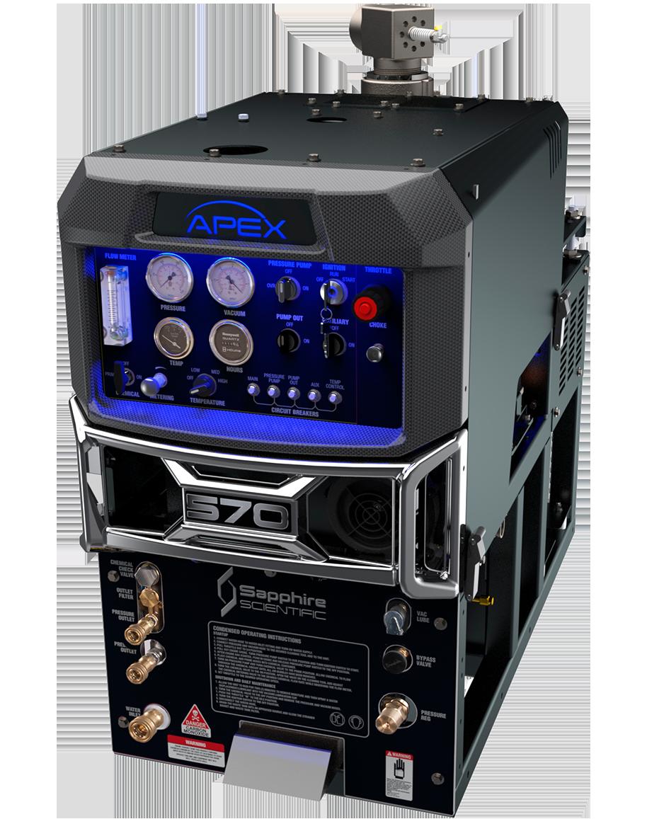Apex 570 Truckmount 72-570