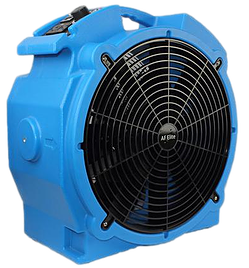 Elite SS Axial Airmover by K&J NSNSS Elite Fan Blue