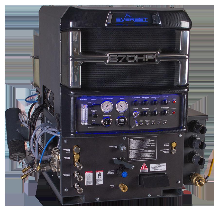 Everest 870HP Truckmount 72-870HP