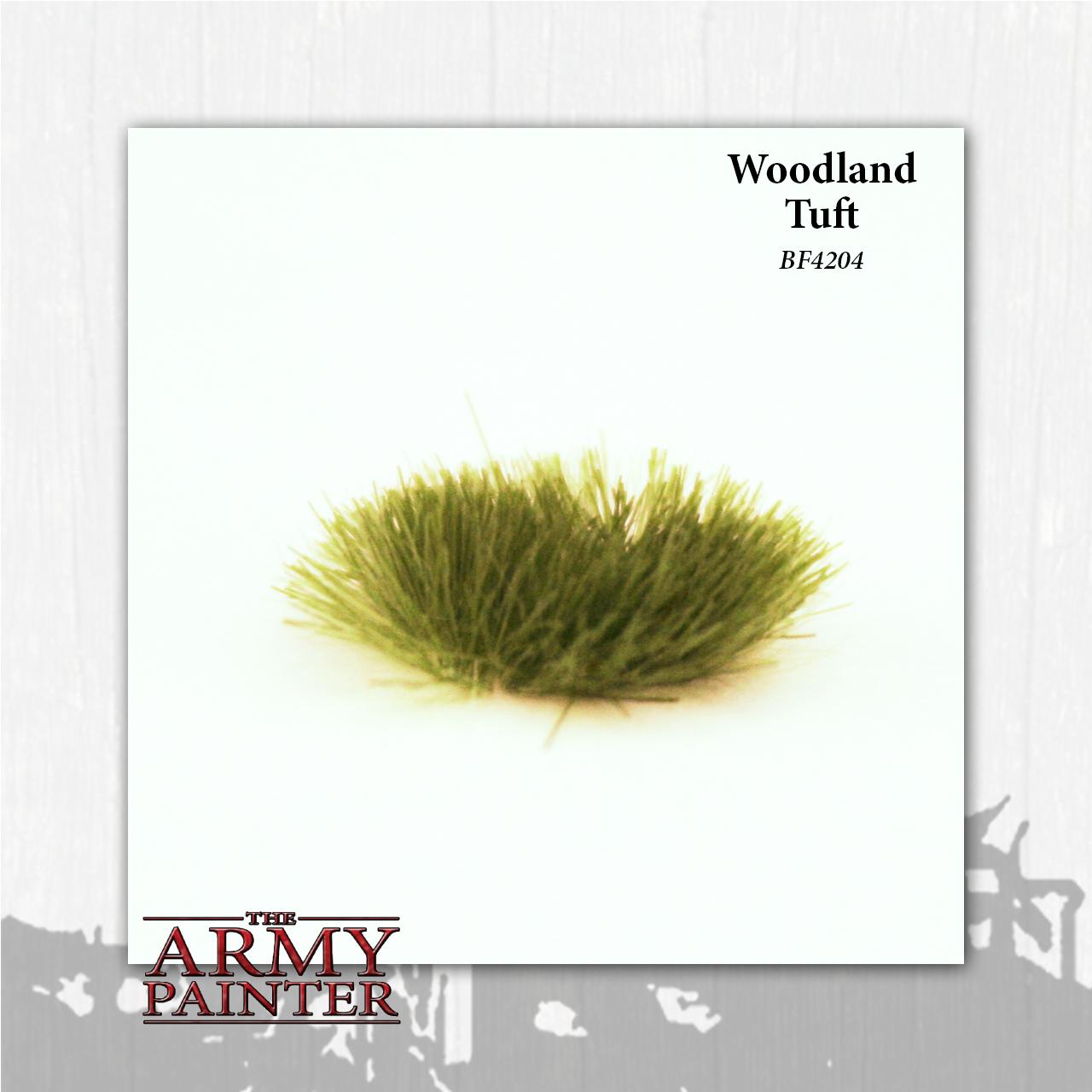 Battlefields XP: Woodland Tuft - Army Painter