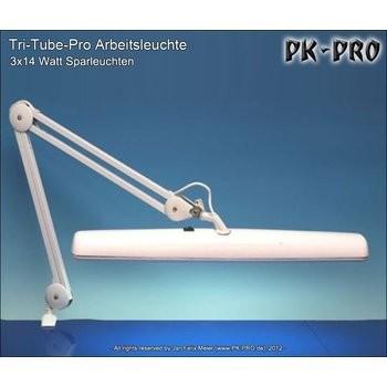 TS-Tri-Tube-Pro-Arbeitsleuchte - Tageslicht Tischlampe - Light Craft