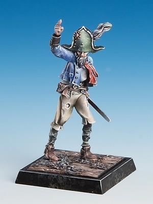 Sergeant Plisse - Debonn - Freebooter's Fate