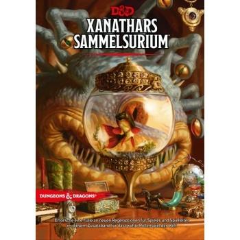 D&D Dungeons & Dragons RPG - Xanathars Sammelsurium - DE GFDND494329