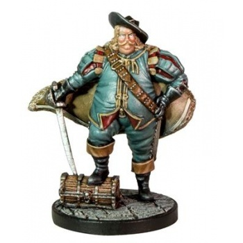D&D Collector`s Series: Mirt the Moneylender 71069-dnd