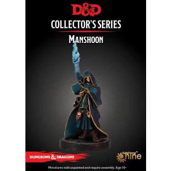 D&D Waterdeep Dragon Heist Manshoon - Dungeons and Dragons 71068-dnd
