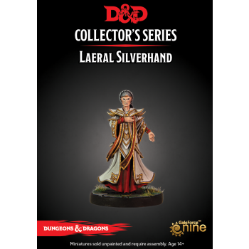 D&D Waterdeep Dragon Heist Laeral Silverhand - Dungeons and Dragons