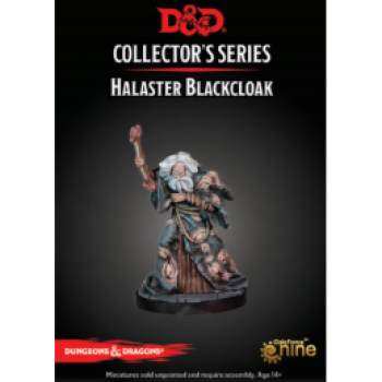 D&D Dungeon of the Mad Mage - Halaster Blackcloak Figure - Dungeons and Dragons