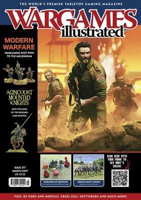 Wargames Illustrated #377 - Heft März 2019