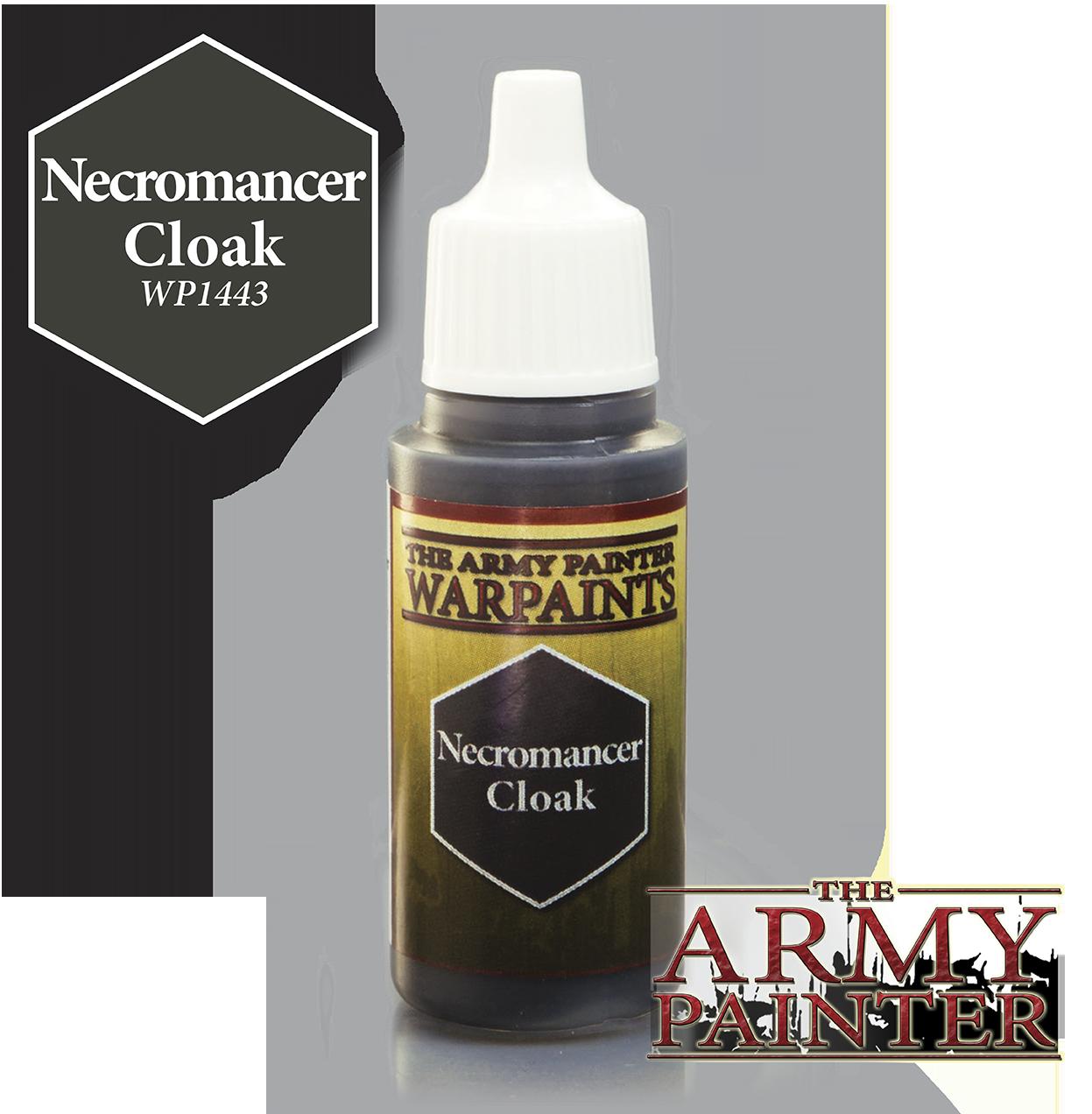 Necromancer Cloak - Army Painter Warpaints