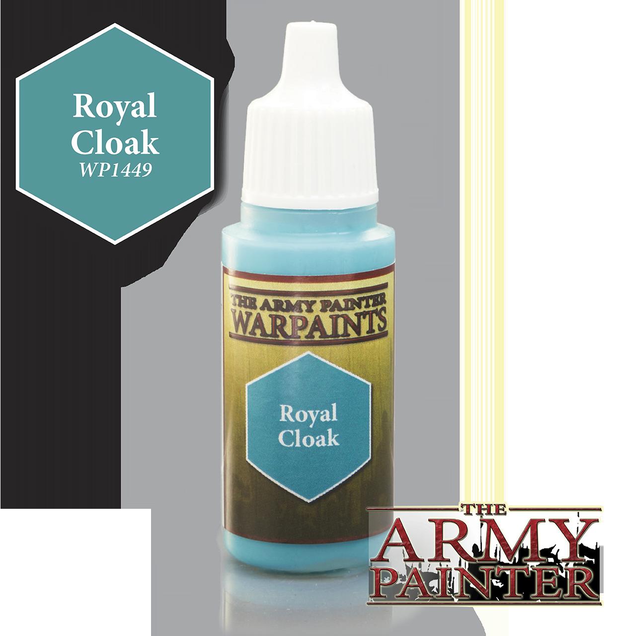 Royal Cloak - Army Painter Warpaints