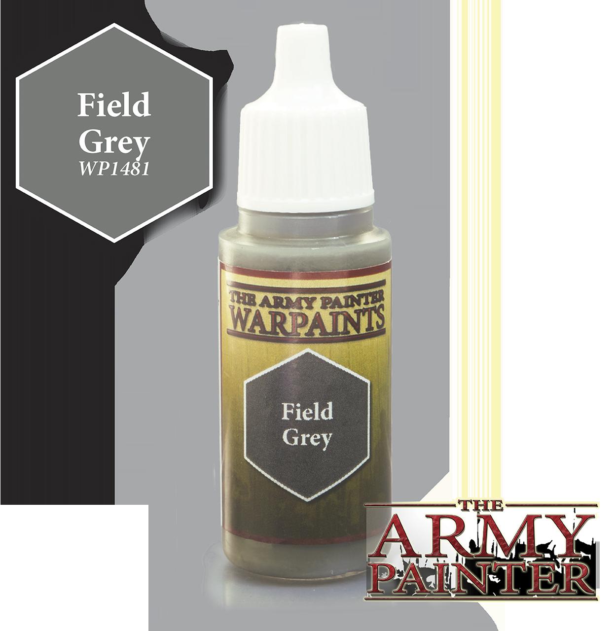 Field Grey - Army Painter Warpaints
