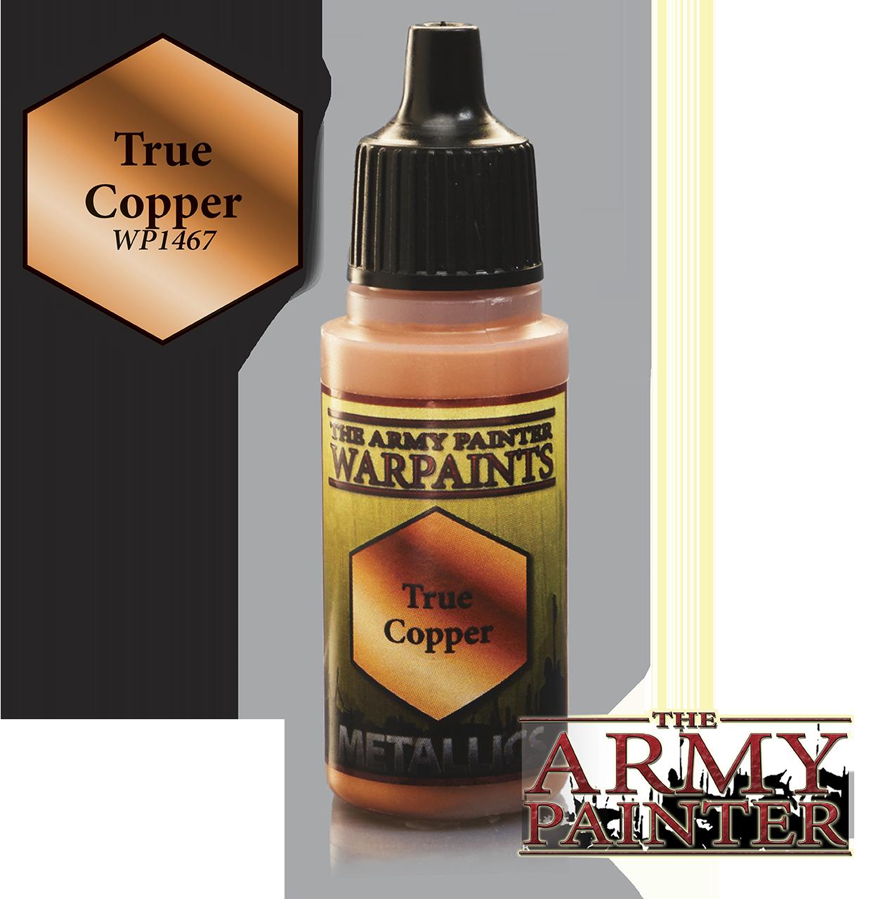 True Copper - Army Painter Warpaints