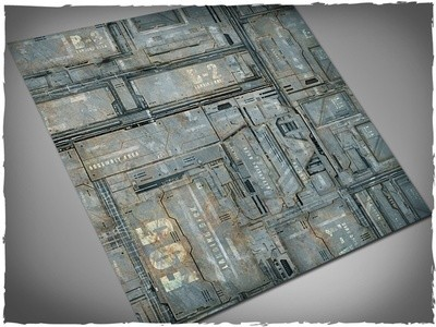 Space Hulk - Mousepad Mat - 3x3 - Deep Cut Studio