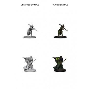 D&D Nolzur's Marvelous Miniatures - Elf Male Druid