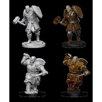 D&D Nolzur's Marvelous Miniatures - Male Goliath Fighter WZK73541