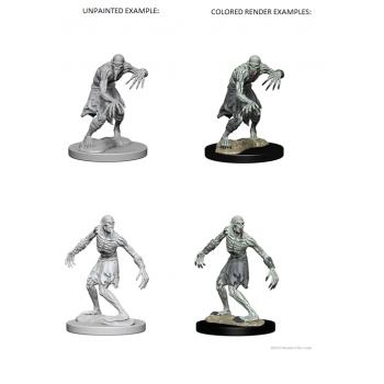 D&D Nolzur's Marvelous Miniatures - Ghouls