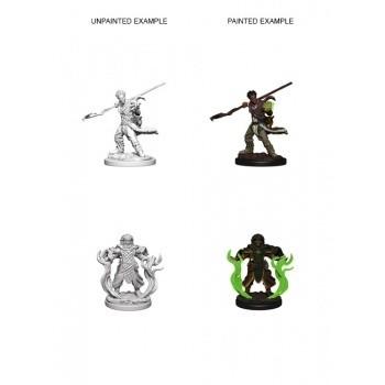 D&D Nolzur's Marvelous Miniatures - Human Male Druid