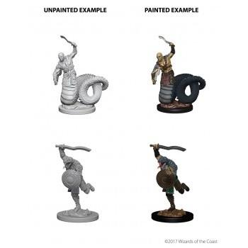 D&D Nolzur's Marvelous Miniatures - Yuan-Ti Malison