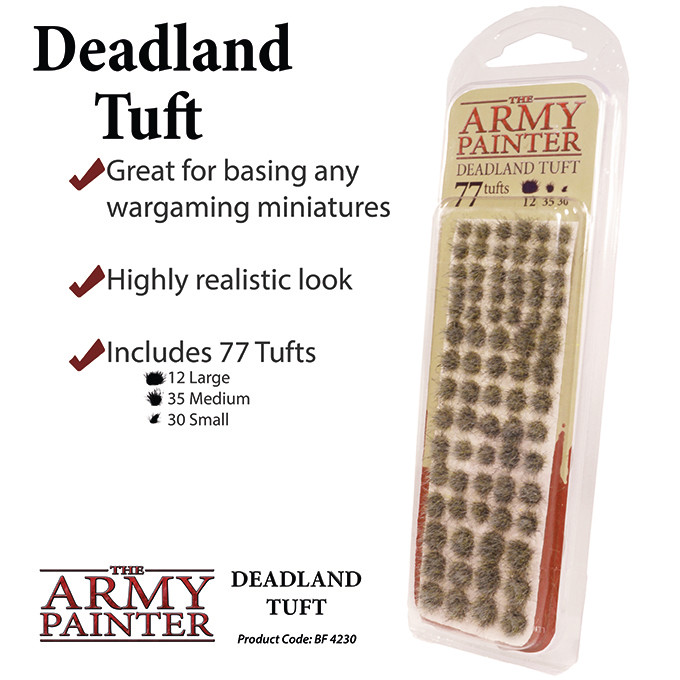 Battlefields: Deadland Tuft (2019) - Army Painter
