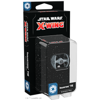 Star Wars X-Wing 2nd Edition Inquisitors' TIE Expansion Pack - EN