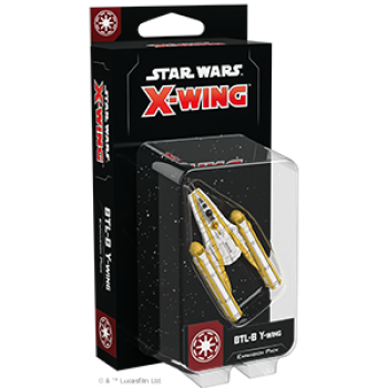 Star Wars X-Wing: BTL-B Y-Wing Expansion Pack - EN - Deutsch