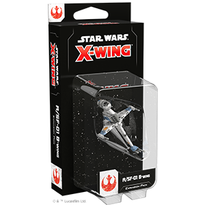 Star Wars X-Wing 2nd Edition A/SF-01 B-Wing Expansion Pack - EN
