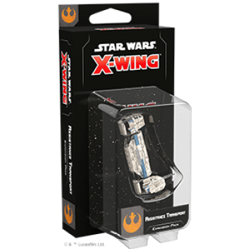 Star Wars X-Wing: Resistance Transport Expansion Pack - EN