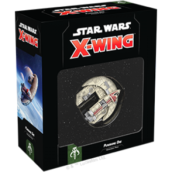 Star Wars X-Wing: Punishing One Expansion Pack - EN