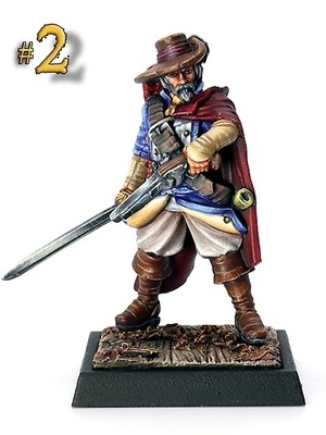 Treville - Debonn - Freebooter's Fate