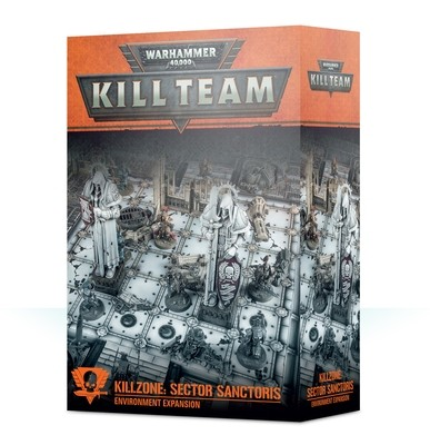 Killzone: Sector Sanctoris Environment Expansion (Englisch) - Warhammer 40K - Games Workshop