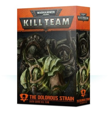 Kill Team: The Dolorous Strain – Death Guard Kill Team (Englisch) - Warhammer 40K - Games Workshop