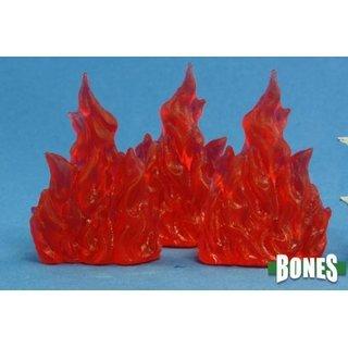 Wall of Fire - Reaper Bones 77080-reap