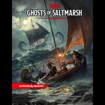 D&D Dungeons&Dragons - Ghosts of Saltmarsh - EN