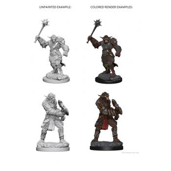 D&D Nolzur's Marvelous Miniatures - Bugbears