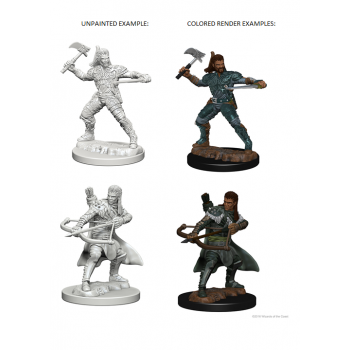 D&D Nolzur's Marvelous Miniatures - Human Male Ranger
