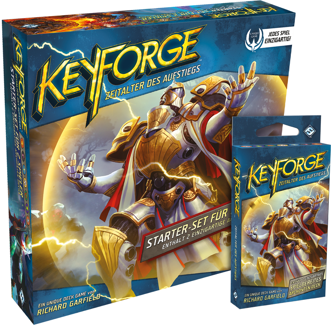 KeyForge: Age of Ascension 2 Player Starter Set - ENGLISH