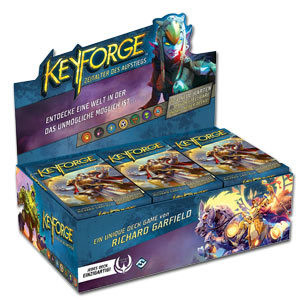 KeyForge: Age of Ascension Archon Deck Display (12 Decks) - ENGLISH