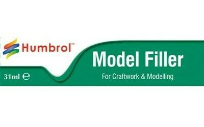 Model Filler - 31ml Tube