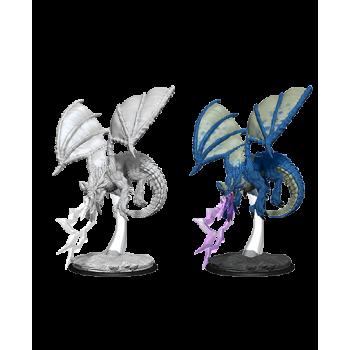 D&D Nolzur's Marvelous Miniatures - Young Blue Dragon